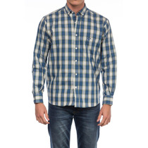 Camisa Kevingston Hombre Mountain Penn Esc M/l