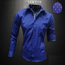 Camisas Hombre Por Mayor Entalladas