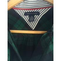 Camisa Invierno Tommy Hilfiger Original