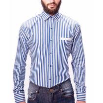 Camisa De Hombre Massimo   Harry