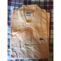 Chomba Lacoste Original Nueva Talle 6 Made In France