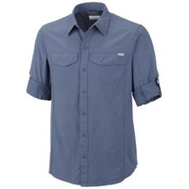 Camisa Columbia Silver Ridge Ropa Hombre Indumentaria Casual
