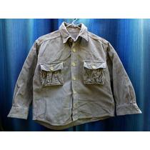 Camisa Gruesa Corderoy Mistura Fina Kids 8 Años
