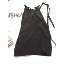 Camisa Blusa Mishka Nueva ! Con Lazo En El Cuello