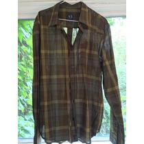 Camisa De Hombre Armani Exchange - Impecable