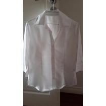 Camisa De Batista De Dama, Ideal Trabajo, Todos Los Talles