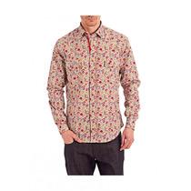 Camisa Floreada La Toscana
