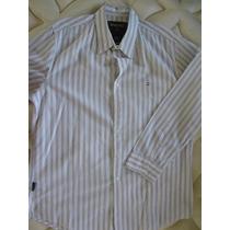 Camisa Manga Larga Rever Pass Talle Xl