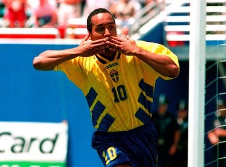 Seleccion Futbol Suecia Camiseta Fútbol Selección