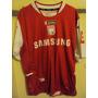 Camiseta Fútbol Independiente Santa Fe Colombia Lotto 2005