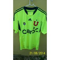 Camiseta Universidad U De Chile Nueva M Adidas. Envío Barato