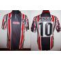 Camiseta De Chacarita Penalty De Los 90 #10 Talle S !!!