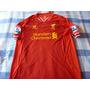 Camiseta Titular Liverpool (warrior) - Temp 2013 / 2014