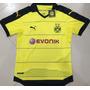 Camiseta Titular Borussia Dortmund 2016