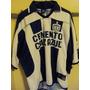 Camiseta Fútbol Pachuca México Atlética T. L Selección 2001