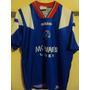 Camiseta Fútbol Rangers Glasgow Escocia Adidas 1992 T. 1/m