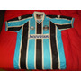Camiseta Del Gremio De Porto Alegre #9 Kappa 2002 Talle G