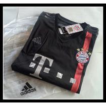 Camiseta Del Club Bayer Munich Suplente!!!