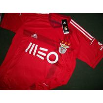 Camiseta Benfica De Portugal Envio Gratis !!!