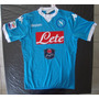 Camiseta Titular Napoli 2015 2016 Calcio Higuain