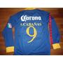Camiseta Exclusiva De Coleccion Con # 9 Del Goleador Cabañas