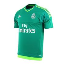 Camiseta Arquero Real Madrid Nueva Temporada.