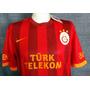 Camisesta Galatasaray Spor Kulübü Istanbul 2014 Unica Tenela