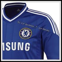 Camiseta Chelsea 2014 Titular Y Alternativa