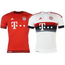 Bayern Munich 2016 Adidas Producto Oficial 3 Equipaciones