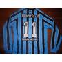 Camiseta Gremio (porto Alegre) Topper Banrisul Titular #11