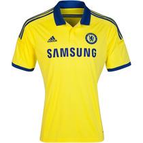 Camiseta Oficial Chelsea Titular Y Suplente 2015 Original!