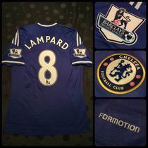 Camiseta Titular Chelsea - 8 Lampard - Formotion