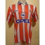 Camiseta Fútbol Bayern Munich Alemania 1994 1995 Adidas T. M
