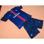 Camiseta Paris Saint Germain 2016 Con Short