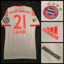 Camiseta Bayer Munich - 21 Lahm - Techfit