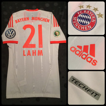 Camiseta Bayer Munich - 21 Lahm - Techfit