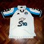 Camiseta De Fútbol De Gremio Marca Kappa Original. Impecable