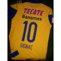 Camiseta Tigres Mexico Gignac Arevalo Rios Guerron Sobis