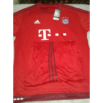 Camiseta Y Short Del Bayer Munich . Talles L ,xl.