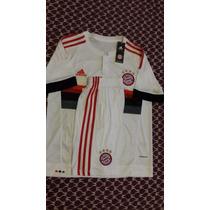 Camiseta Y Short Del Bayern Munich Alternativo