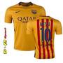 Camiseta De Futbol Barcelona De España Alternativa Adulto