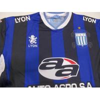 Camiseta Racing De Cordoba Lyon Suplente 2014 Original