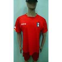 Camiseta Futbol Mitre Deportivo Español 2015 Titular/supl