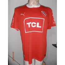 Nueva Camiseta De Independiente Titular Puma 2013 Unica