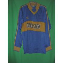 Camiseta Boca 1989 Mangas Largas