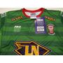 Camiseta Huracan Tbs Verde Suplente 2015 Niño Original