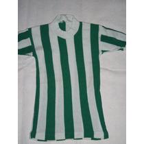 Antigua Camiseta De Pique - De Bamfield- Años 70