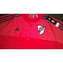 Campera Anthem Jacket River Plate