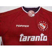 Camiseta Independiente Topper Retro Original De Fabrica