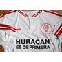 Camiseta Retro Club Atletico Huracan- Huracan Es De Primera
